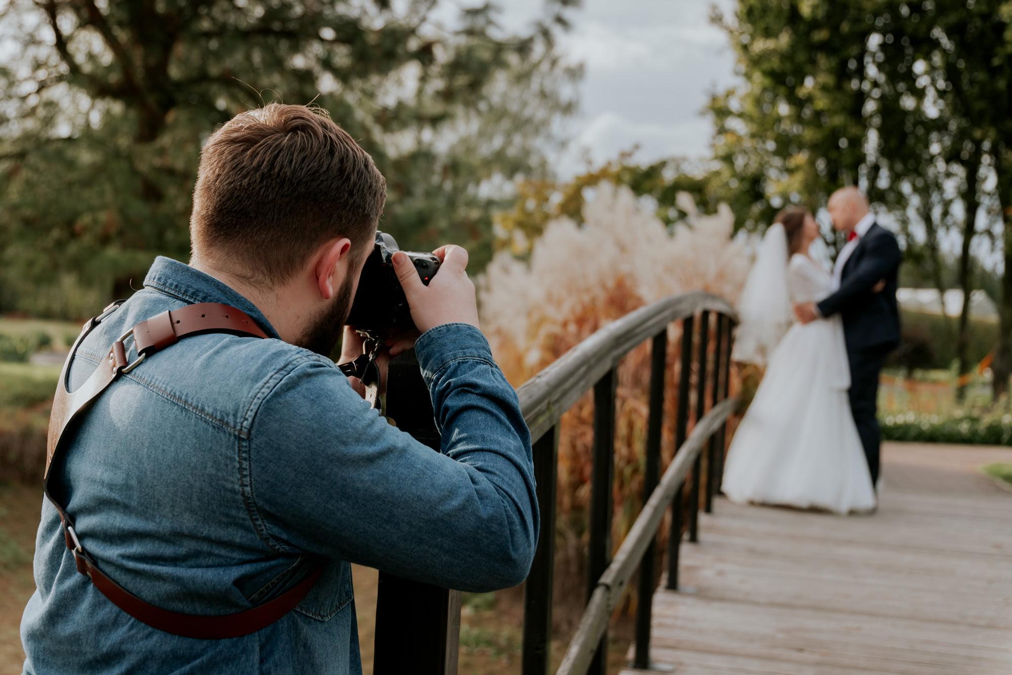 fotograf ślubny Siedlce Łuków plener ślubny